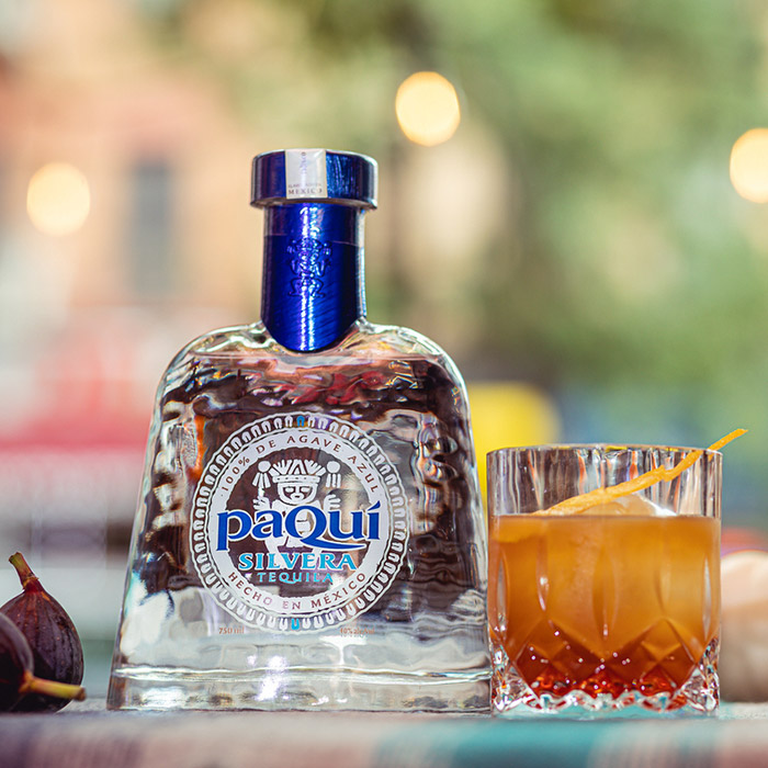 Tequila Negroni with PaQui Silvera