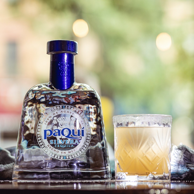 Smoothest silvera tequila